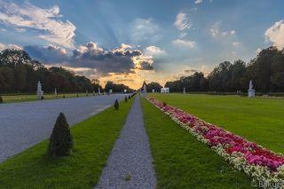 Schlosspark Nymphenburg, München, Deutschland