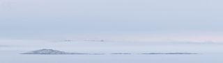Панорама с видом на луды у острова Исо-Койрасари.
