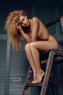 Модель: Юлия Ярошенко Фотограф: Борис Бугаев