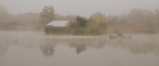 И тихо плыл туман