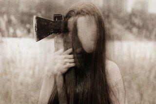 Девушка, портрет, ретушь