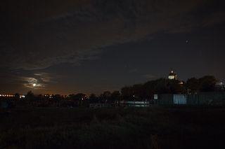 Лунный пейзаж...