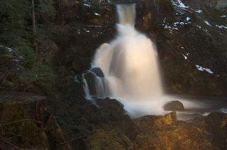 Водопады Трайберга