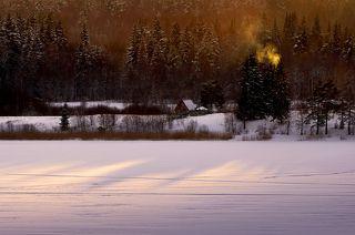 Ладожское озеро. Карельская идиллия.