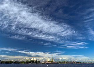 Летние облака шириком - поляриком