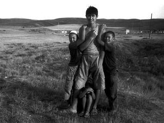 Мальчишки нашего села