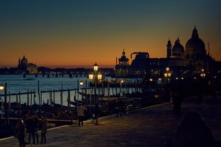 пристань возле площади San Marco