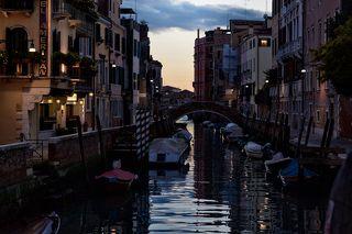 улочки Венеции (вечер)