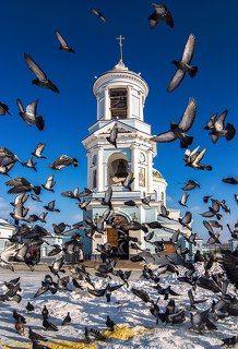 Покровский собор, г. Воронеж