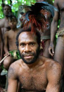 мужчина с острова Малекула, ВИА \