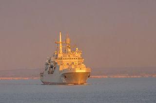 Новый большой десантный корабль \