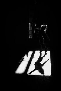 Маленькая балеринка