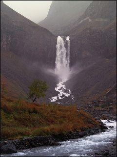 водопад Чанбай