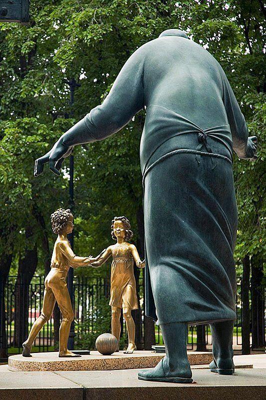 скульптура Ракурсphoto preview