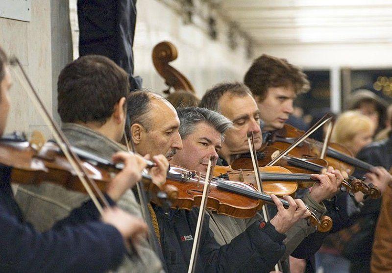 музыкант, музыканты,  улица Скрипачиphoto preview