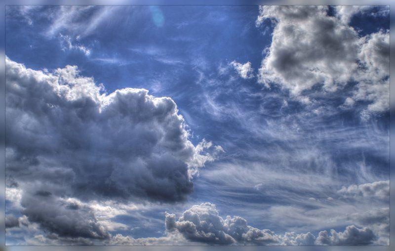 небо, облака А облака....photo preview