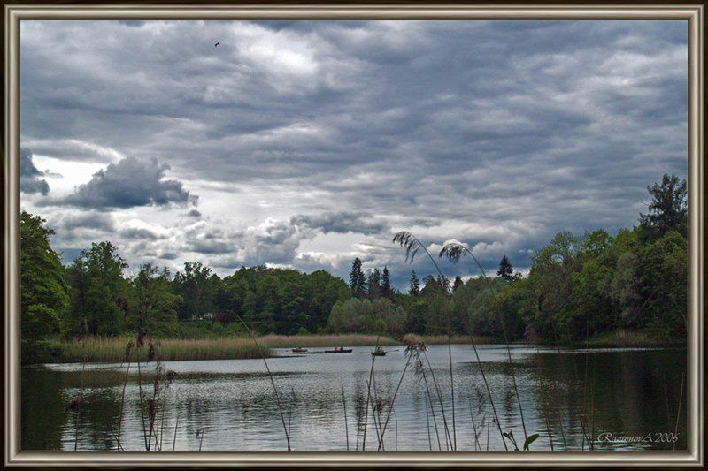 Пейзаж, небо О чём рассказывает небо?...photo preview