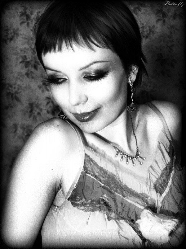 портрет, Катя обыкновенный портретphoto preview