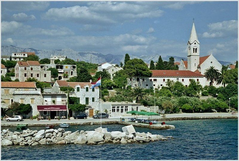Хорватия, Далмация берег Далмацииphoto preview