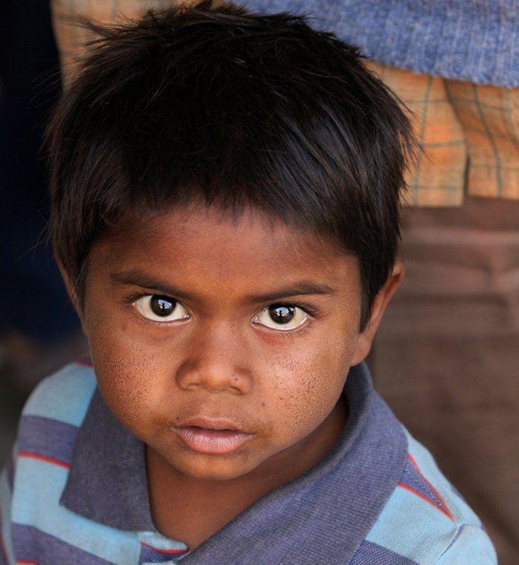 Delhi, kids, portrat, national geographic stylee Delhi kidsphoto preview