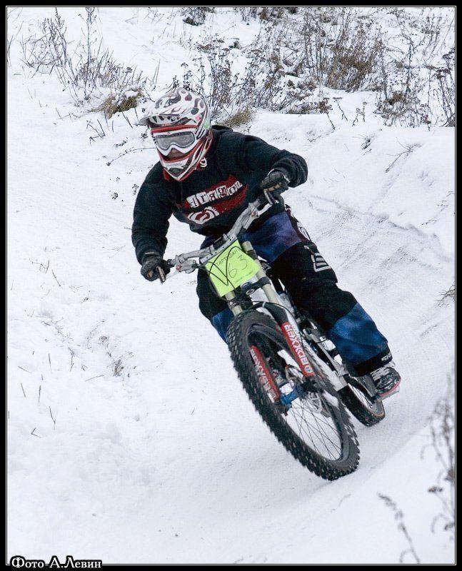маунтинбайк спорт экстрим горный велосипед На трассе Виктория Савиловаphoto preview