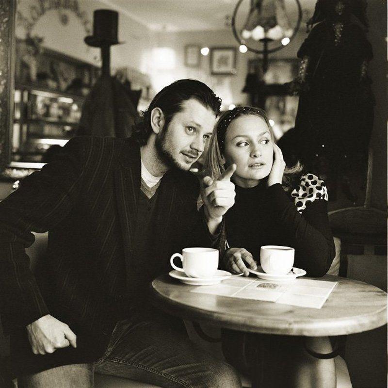 артем и яна Разговор (последняя из этого кафе)photo preview
