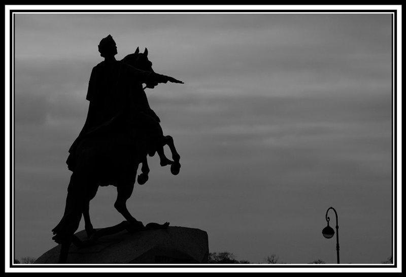памятник медный всадникphoto preview