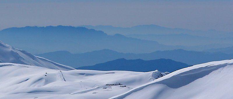 Himalaya, Kashmir, India, Gulmarg, Jammu Roerich stylee Himalayaphoto preview