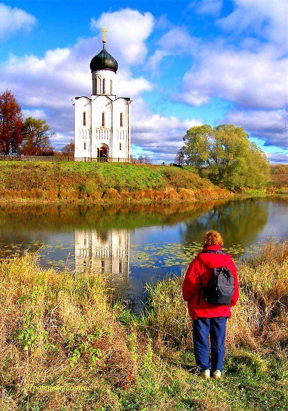Суздаль, храм на Нерли, Противостояние, Владимир Противостояниеphoto preview