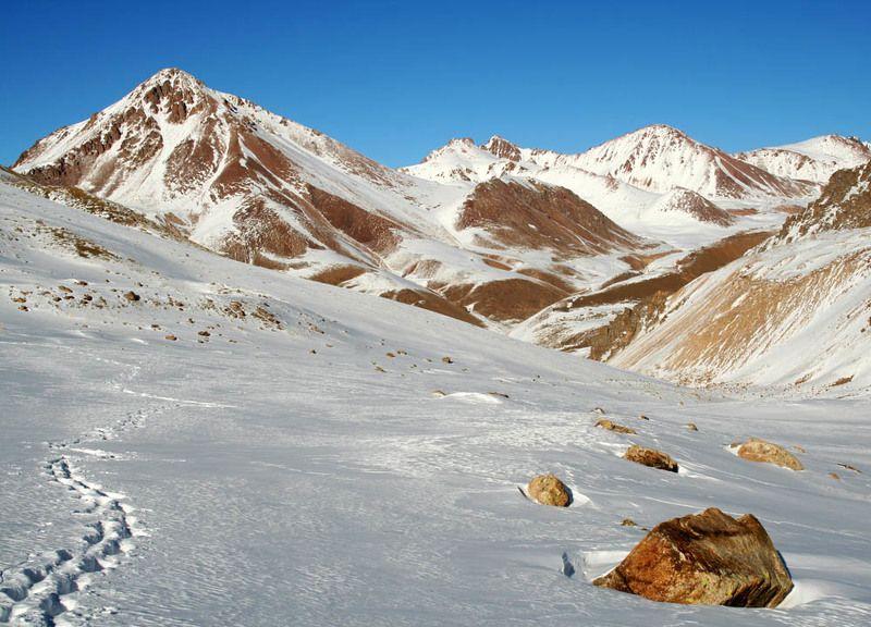 казахстан, заилийский, алатау, природа, горы Дорога к п.Советовphoto preview