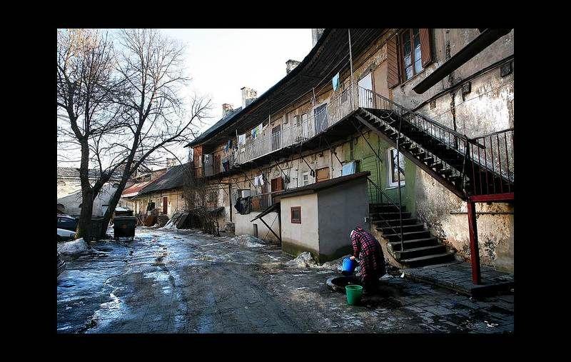 Vilnius Uzupis, sraryj Vilniusphoto preview