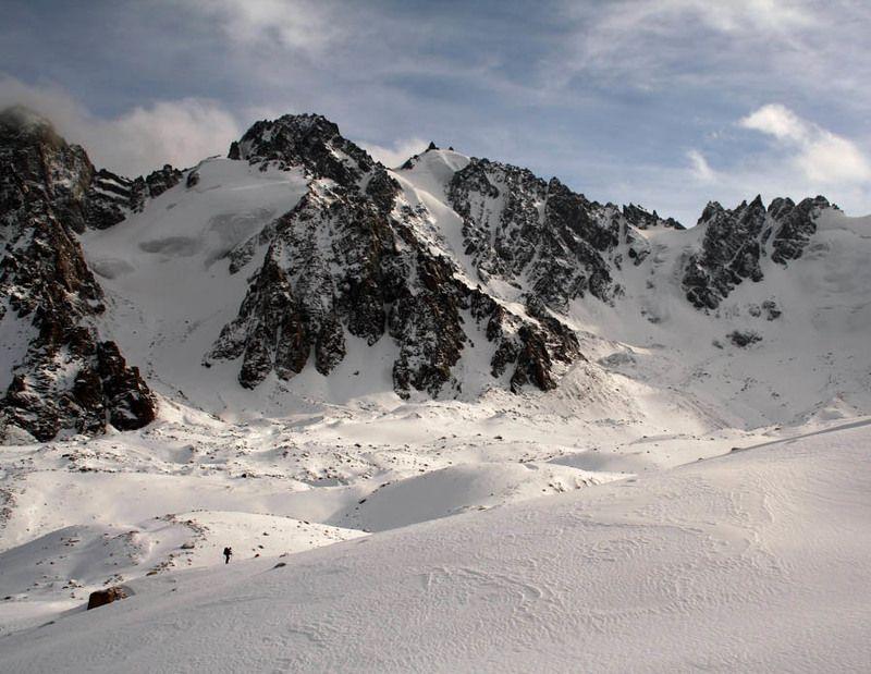 казахстан, заилийский, алатау, природа, горы Восхождениеphoto preview