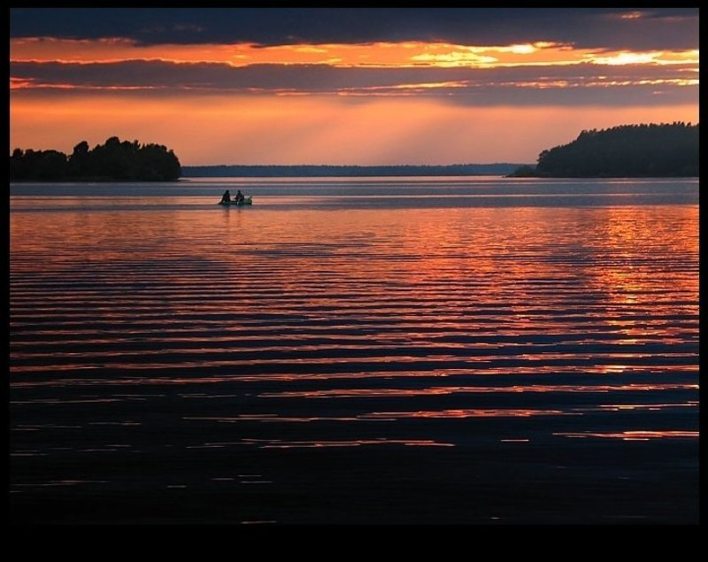 : Уплывая в закат... :photo preview