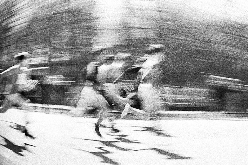 1967год. Городская эстафета в Златоустеphoto preview