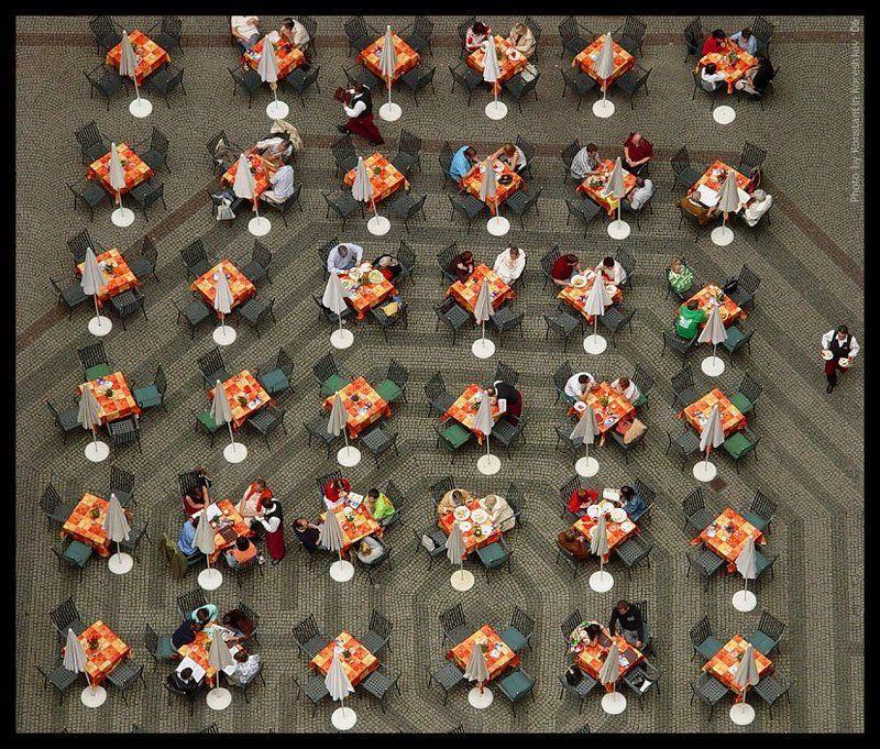 Германия, Бавария, Мюнхен, завтрак, Новая, ратуша, Bavaria, Munchen Завтрак в Мюнхене или мозаика баварской трапезыphoto preview
