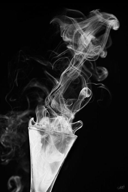 дым До верхов наполненый бокал...photo preview
