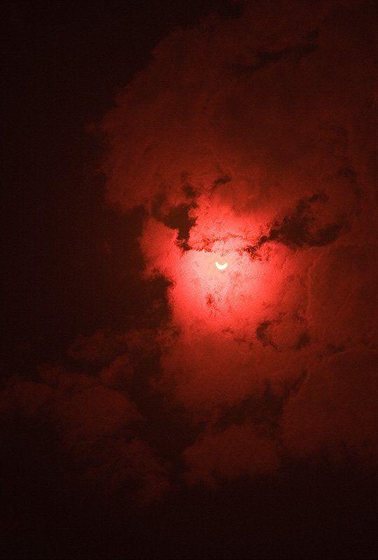 perec, солнечное затмение Затмение 2008photo preview