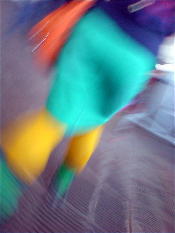 мобилография девушка цвет Цветомузыкаphoto preview