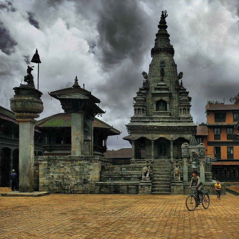 bhaktapur,непал Bhaktapurphoto preview