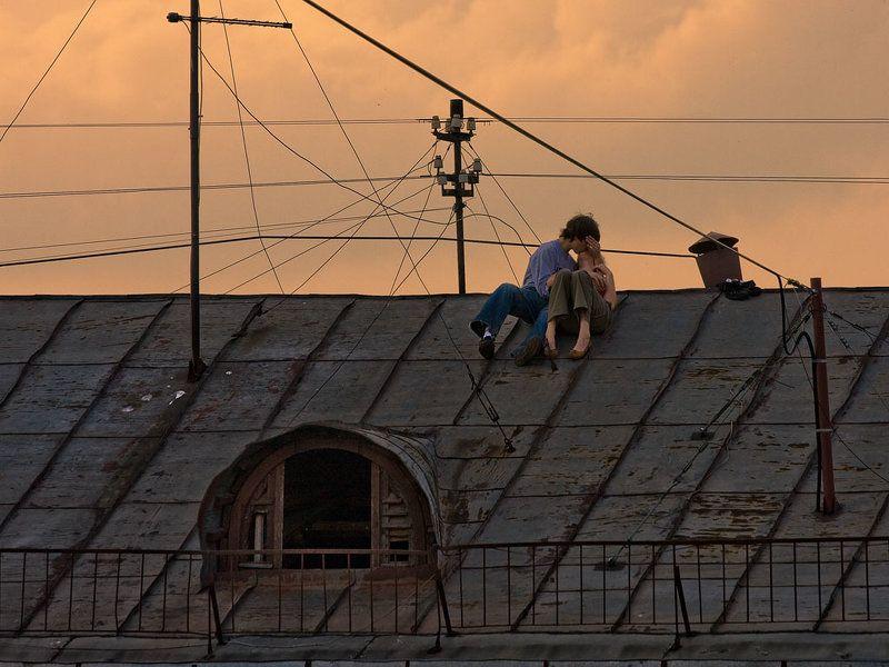 Любовь на крышеphoto preview