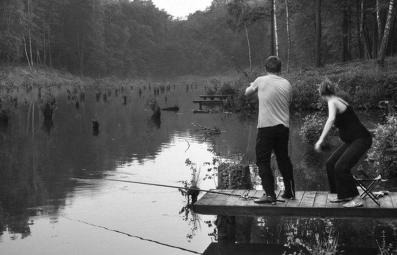 про рыбалку фотография....photo preview