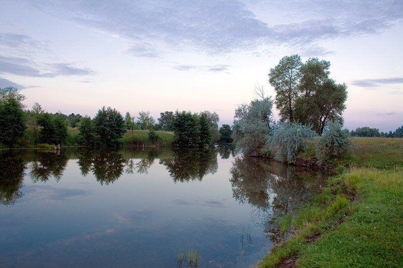Тихая заводь близь села Никифоровкаphoto preview