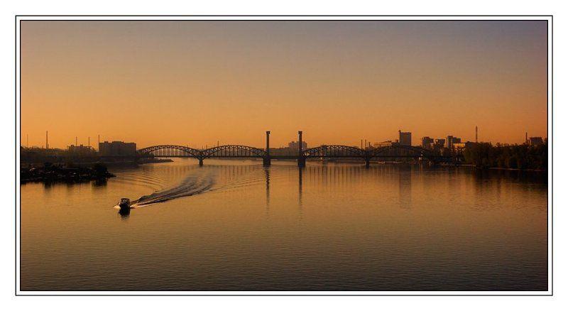 санкт-петербург Утро на Невеphoto preview