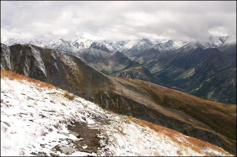 алтай, каратюрек, перевал, горы 17photo preview