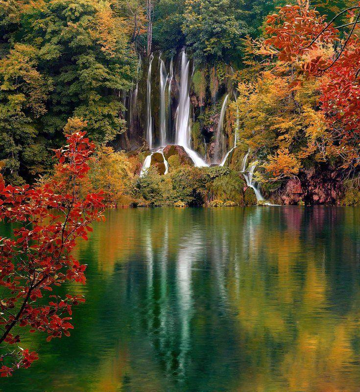 плитвицкие озера, хорватия Плитвицкие озераphoto preview