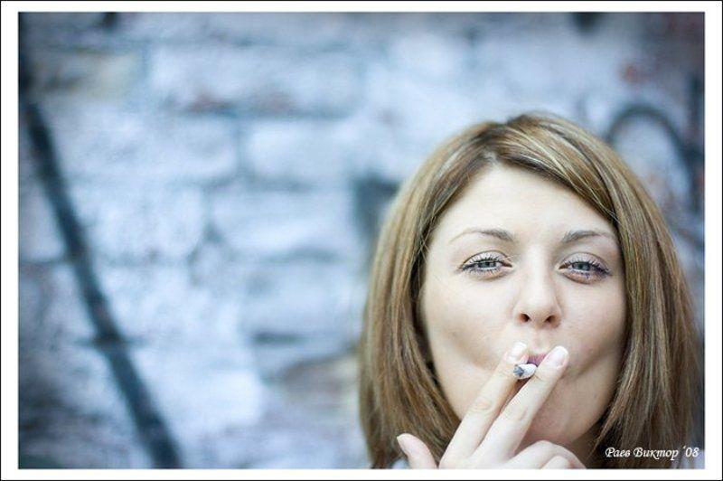 прогулка, винзавод, сигарета, девушка, портрет, курение, вред, курение убивает Smoking kills ?!photo preview