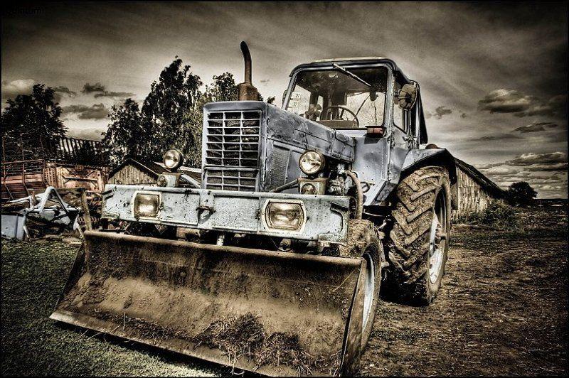 Сельский работникphoto preview