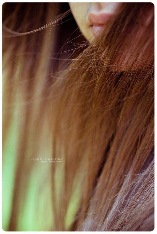 девушка, губы, волосы, ветер, nikon d200 ***photo preview
