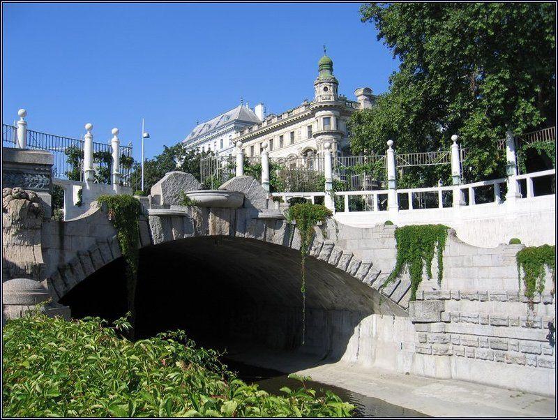 австрия, вена, штадт-парк Штадт-паркphoto preview