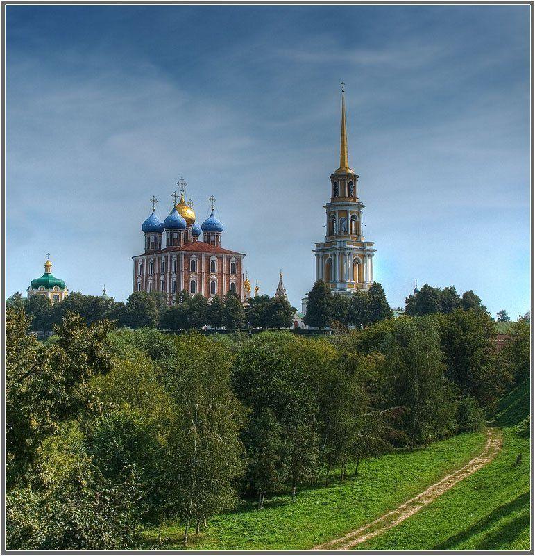 Рязанский кремльphoto preview